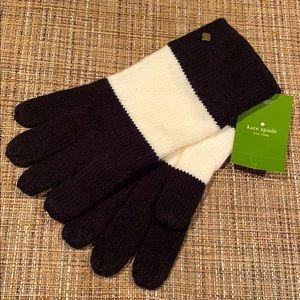 BNWT Kate Spade Knit Gloves